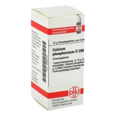 Calcium Phosphoricum D 200 Globuli  bei juvalis.de bestellen