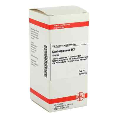 Cardiospermum D3 Tabletten  bei juvalis.de bestellen