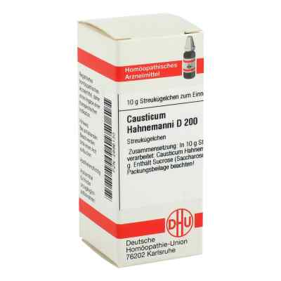 Causticum Hahnemanni D 200 Globuli  bei juvalis.de bestellen