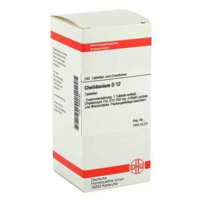 Chelidonium D12 Tabletten  bei juvalis.de bestellen