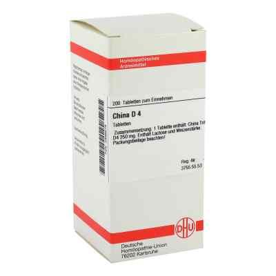 China D4 Tabletten  bei juvalis.de bestellen