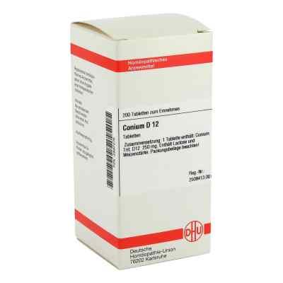 Conium D12 Tabletten  bei juvalis.de bestellen