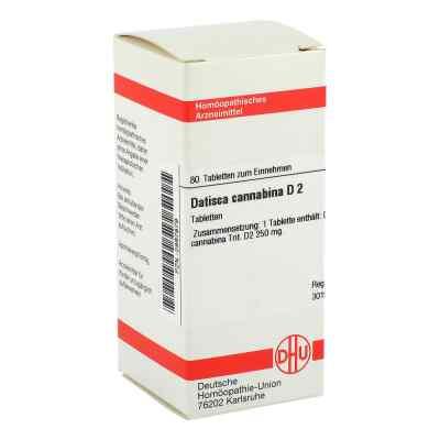 Datisca Cannabina D2 Tabletten  bei juvalis.de bestellen