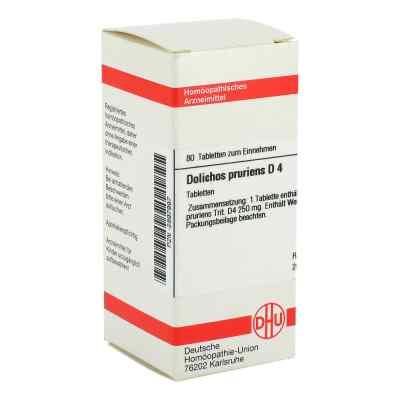 Dolichos Pruriens D4 Tabletten  bei juvalis.de bestellen