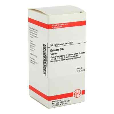 Drosera D6 Tabletten  bei juvalis.de bestellen