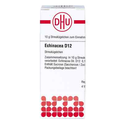 Echinacea Hab D 12 Globuli  bei juvalis.de bestellen