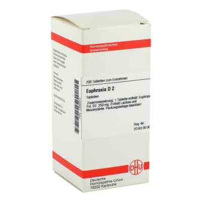 Euphrasia D2 Tabletten  bei juvalis.de bestellen