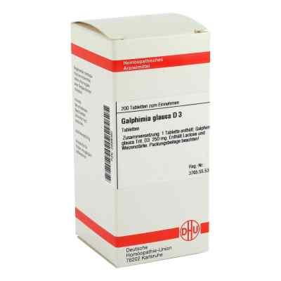 Galphimia Glauca D3 Tabletten  bei juvalis.de bestellen