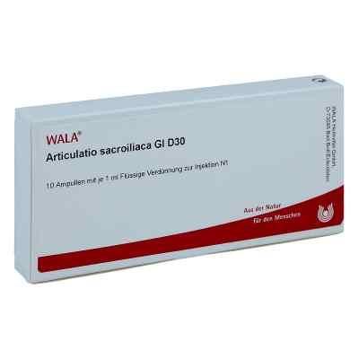 Articulatio Sacroiliaca Gl D30 Ampullen  bei juvalis.de bestellen