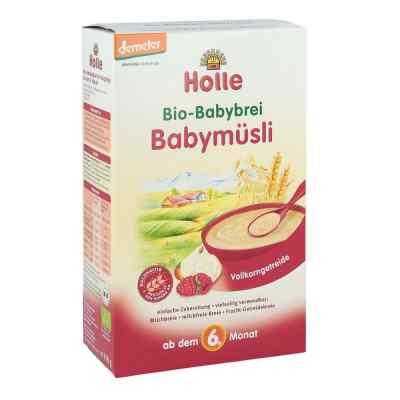 Holle Bio Babybrei Babymüsli  bei juvalis.de bestellen