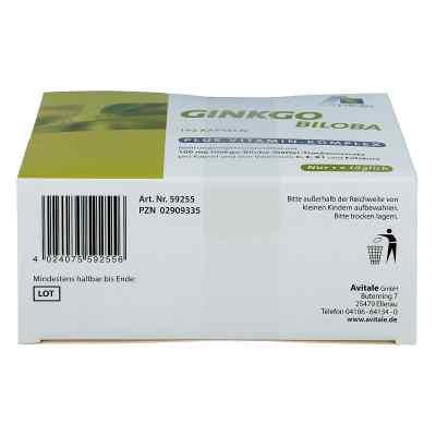 Ginkgo 100 mg Kapseln+b1+c+e  bei juvalis.de bestellen
