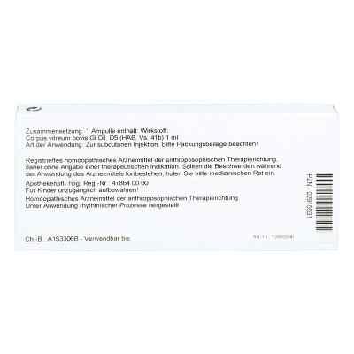 Corpus Vitreum Gl D5 Ampullen  bei juvalis.de bestellen
