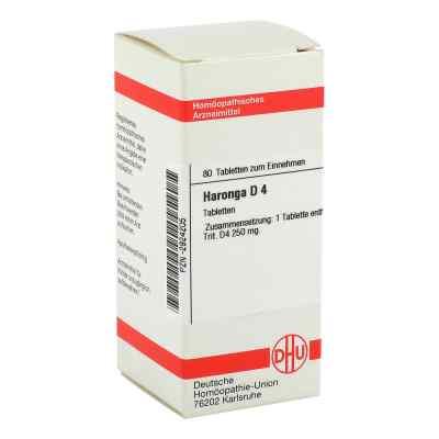 Haronga D4 Tabletten  bei juvalis.de bestellen