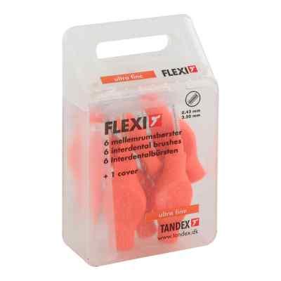 Tandex Flexi Interdental Bürsten orange 0,45mm  bei juvalis.de bestellen