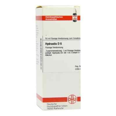 Hydrastis D6 Dilution  bei juvalis.de bestellen