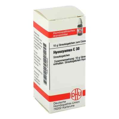 Hyoscyamus C 30 Globuli  bei juvalis.de bestellen