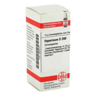 Hypericum D200 Globuli  bei juvalis.de bestellen