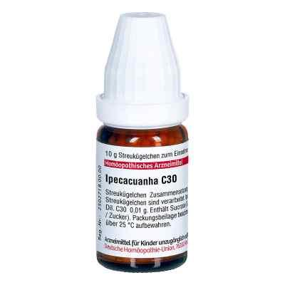 Ipecacuanha C30 Globuli  bei juvalis.de bestellen