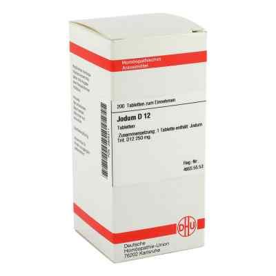 Jodum D12 Tabletten  bei juvalis.de bestellen