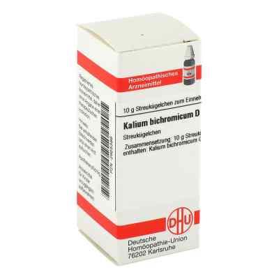 Kalium Bichromicum D 30 Globuli  bei juvalis.de bestellen