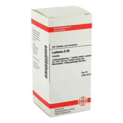 Lachesis D30 Tabletten  bei juvalis.de bestellen