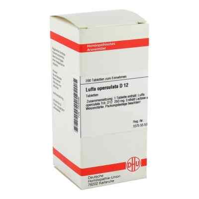 Luffa Operculata D12 Tabletten  bei juvalis.de bestellen