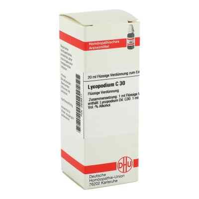 Lycopodium C30 Dilution  bei juvalis.de bestellen