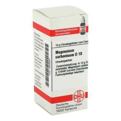Magnesium Carbonicum D 10 Globuli  bei juvalis.de bestellen