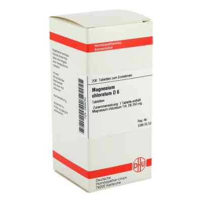 Magnesium Chloratum D6 Tabletten  bei juvalis.de bestellen