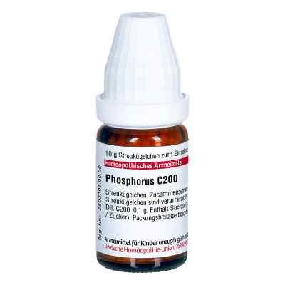 Phosphorus C200 Globuli  bei juvalis.de bestellen