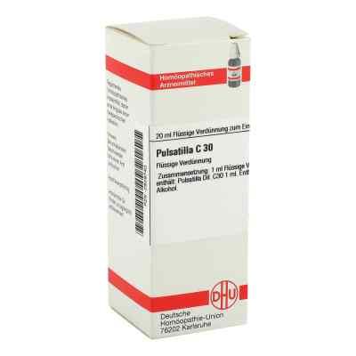Pulsatilla C30 Dilution  bei juvalis.de bestellen