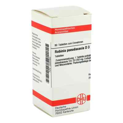 Robinia Pseudacacia D3 Tabletten  bei juvalis.de bestellen