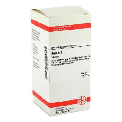 Ruta D3 Tabletten  bei juvalis.de bestellen