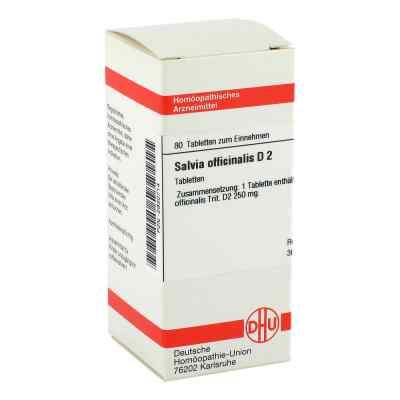 Salvia Officinalis D2 Tabletten  bei juvalis.de bestellen