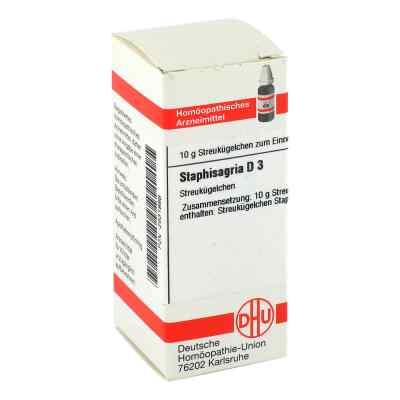 Staphisagria D 3 Globuli  bei juvalis.de bestellen