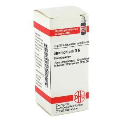 Stramonium D 6 Globuli  bei juvalis.de bestellen