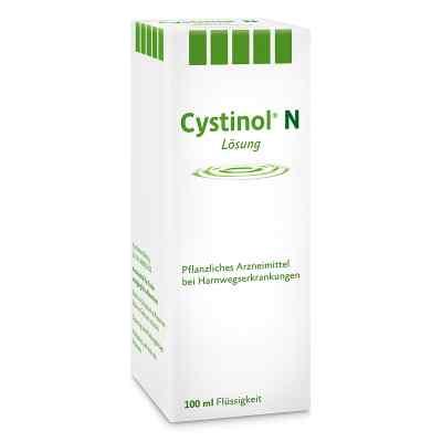 Cystinol N Lösung  bei juvalis.de bestellen
