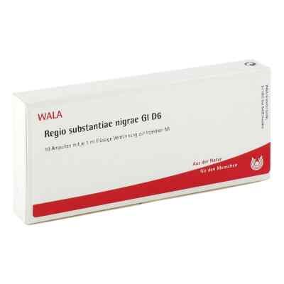 Regio Substanz Nigrae Gl D6 Ampullen  bei juvalis.de bestellen
