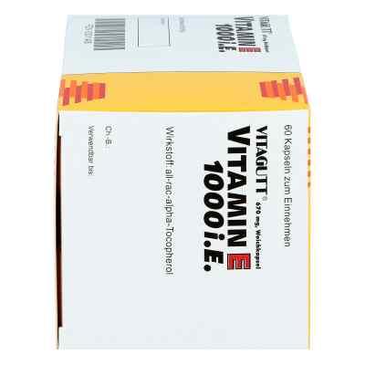 Vitagutt Vitamin E 1000 Kapseln  bei juvalis.de bestellen