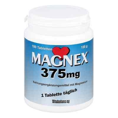 Magnex 375 mg Tabletten  bei juvalis.de bestellen