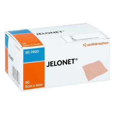 Jelonet Paraffingaze 5x5 cm Peelpack steril  bei juvalis.de bestellen
