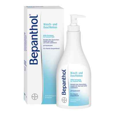 Bepanthol Wasch-u.duschlotion Spender  bei juvalis.de bestellen