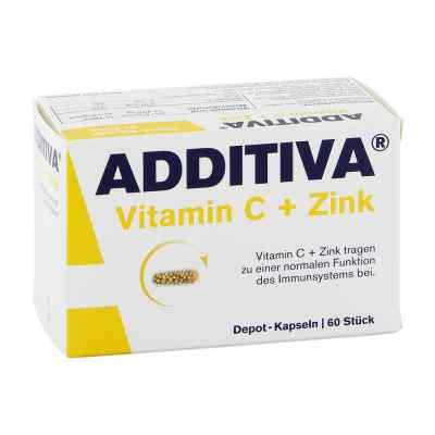 Additiva Vitamin C Depot 300 mg Kapseln  bei juvalis.de bestellen