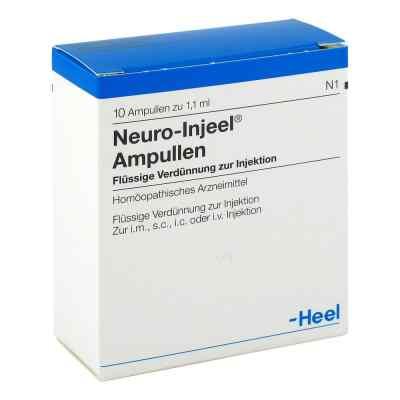 Neuro Injeel Ampullen  bei juvalis.de bestellen