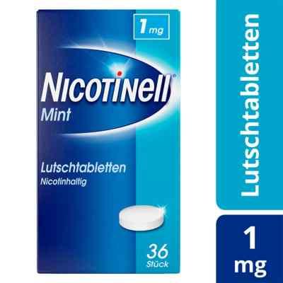 Nicotinell Lutschtabletten 1 mg Mint  bei juvalis.de bestellen