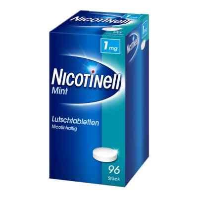 Nicotinell 1mg Mint  bei juvalis.de bestellen