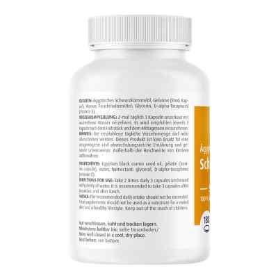ägyptisches Schwarzkümmelöl Kapseln 500 mg  bei juvalis.de bestellen