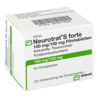Neurotrat S forte Filmtabletten  bei juvalis.de bestellen