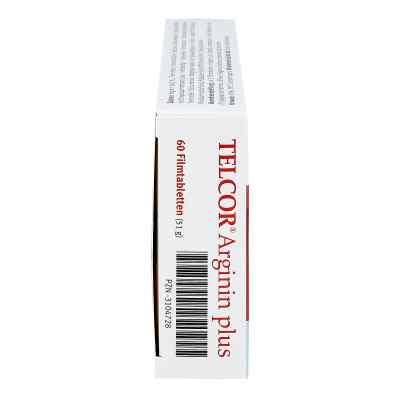Telcor Arginin plus Filmtabletten  bei juvalis.de bestellen