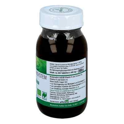 Spirulina Bio Tabletten  bei juvalis.de bestellen